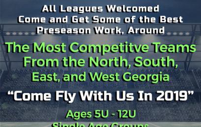 7th Annual Seahawks Jamboree
